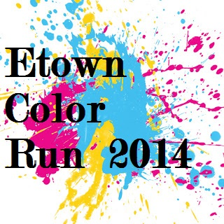 color run logo