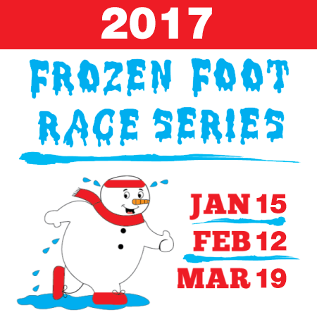 Frozen Foot Race Series 2017