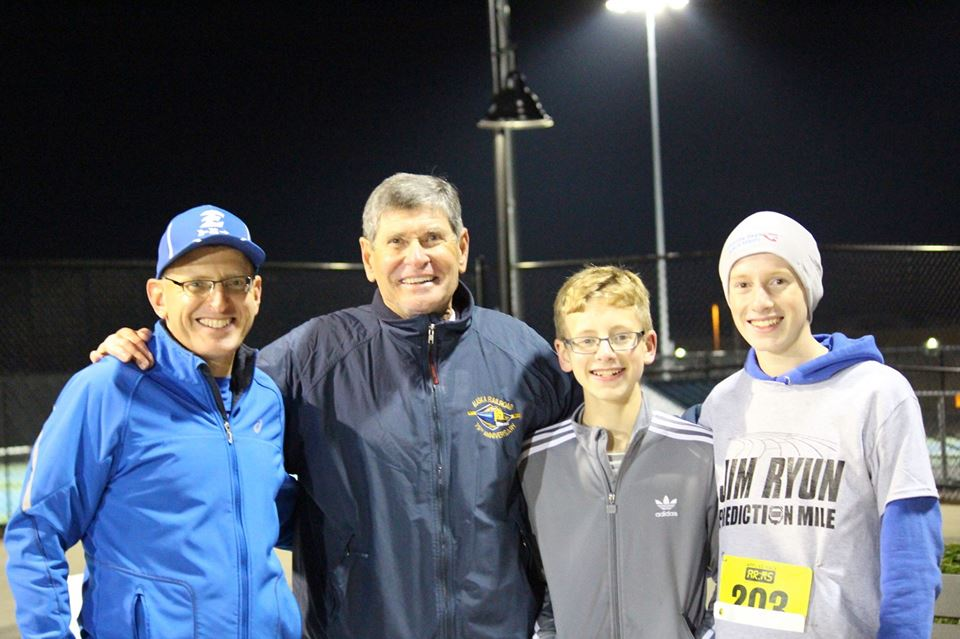 Jim Ryun and Team McCloud